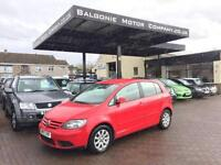 2007 Volkswagen Golf Plus 1.9 TDI Luna 5dr