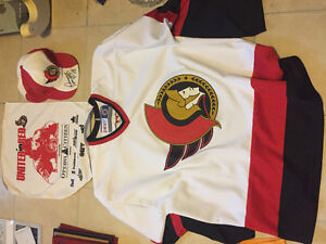 Ottawa Senators Fan Kit