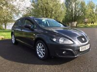 Seat Leon 1.9 tdi diesel manual hatchback