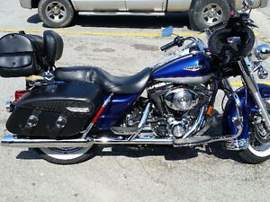 Harley Davidson Road King-Excellent Cond.-LOTS OF RIDING LEFT