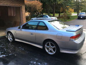 Honda Prelude 2001 Supercharged