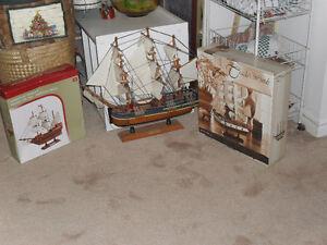model sailing ships for sale Belleville Belleville Area image 3