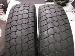 225-75-16 Triangle Radial A/T tires