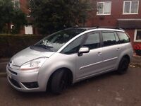 C4 Picasso 1.6 vtr+ 7 seater