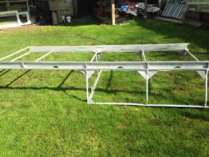 Truck rack for a f150