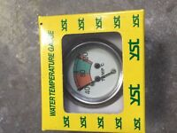 Vintage grey Ferguson water temperature gauge new in box