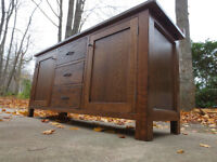 Custom Kitchens, cabinetry, and furniture.