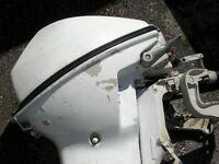 1967 JOHNSON OUTBOARD MOTOR 9.5 HP