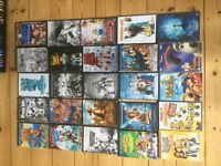 Over 100 kids DVS -Disney, Pizar and other animated films