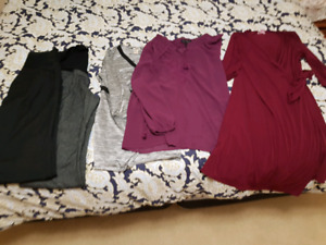 Dressy Maternity Clothes - size large