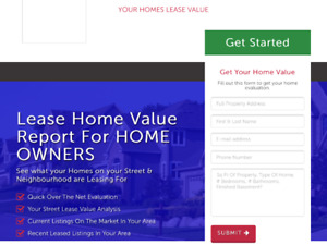Lease Your Home www.gtapropertylist.com or Landlords.Wehelp.ca