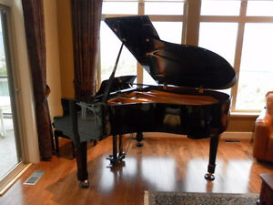"Heintzman 168 - 2008 Baby Grand Piano – 5'2"" deep"