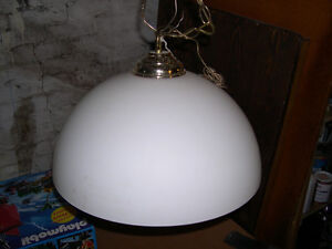 Frosted Pendant Lamp