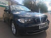 2009 BMW 1 Series 2.0 118i SE 3dr
