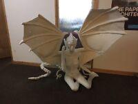 Bespoke alien creature model (set design, prop, Halloween)
