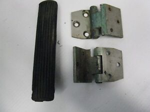 Original 1954 Corvette Door Hinges