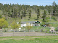 Horse Property on Barnharvale Road