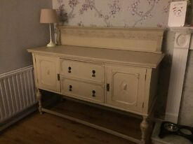 ***REDUCED IF SOLD THIS WEEK - £100*** beautiful shabby chic sideboard