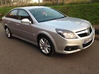 Vauxhall Vectra 1.8i VVT ( 140ps ) 2007 SRi