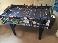 Multi Sports table *Football hockey pool chess + more