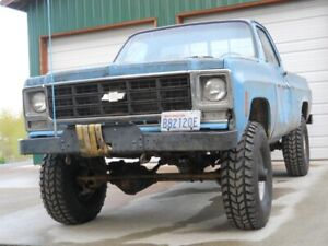 Looking for a 1973-1980 Chevy 4x4