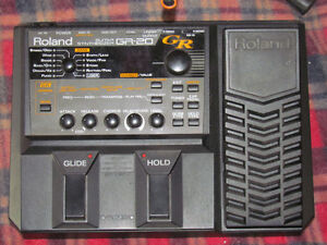 Roland GR-20 with Ibanez GAX70 NEW PRICE