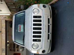 JEEP PATRIOT 2007 sport
