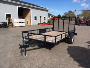 Gatormade 6x12 Utility Trailer - REDUCED