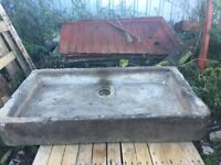 Stone sink/ basin