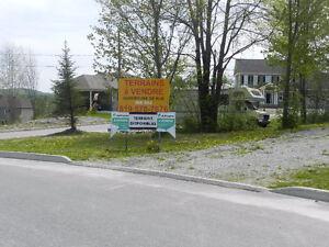 Terrain a vendre rue Churchill Rock-Forest (Cul de sac)