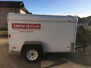 SNOW BUTLER RESIDENTIAL SNOW REMOVAL