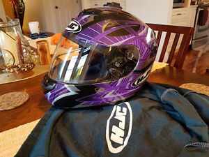 HJC Women's Motorcycle Helmet