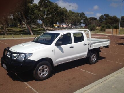 2008 TOYOTA HILUX 4X4 FOR SALE!!! Joondalup Joondalup Area Preview