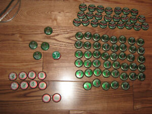 Keith's  Collectible Beer Bottle Caps