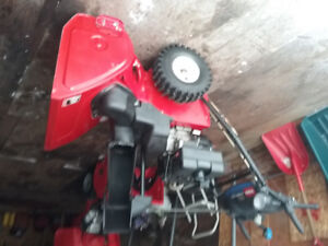 Snowblower TORO