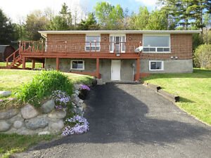 Great family home only 20 min to Blind River or Elliot Lake
