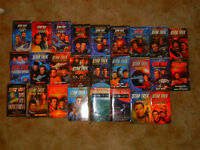 "COLLECTION OF 83 ""STAR TREK"" BOOKS"