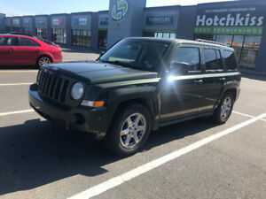 Jeep Patriot  4x4  ** Low Kms **