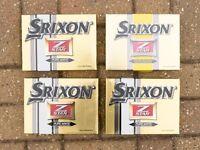 New and sealed Srixon Z-Star golf balls