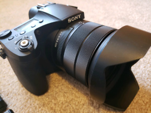 Sony DSC-RX10 III Cyber-shot 4k Digital Camera
