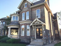 PRIME OFFICE SPACE - BRANT AVENUE HERITAGE BUILDING - PARKING!!
