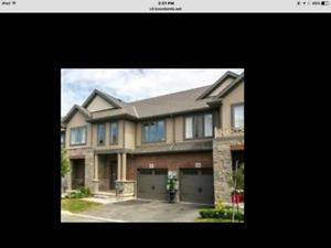 3 Bedrooms New Townhouse Lake Trial,2.5 washrooms