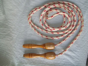 Skipping Rope, Gold Cup