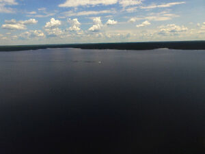 Waterfront on Grand Lake