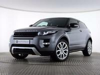 2011 Land Rover Range Rover Evoque 2.2 SD4 Dynamic Coupe 4x4 3dr