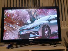 Samsung 50 inch 3D plasma television