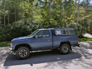 Nissan Hardbody Pickup Trucks for Sale by Owners and Dealers
