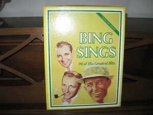 bing crosby collection 4=8track recordings 96hits