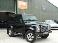 2014 LAND ROVER DEFENDER 90 2.2 TD XS STATION WAGON XS 3DR 4X4 DIESEL