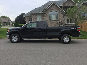2012 Ford F-150 4x4 leather ext cab long box Pickup Truck
